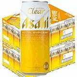 アサヒ クリアアサヒ500ml缶2ケース(48本入)