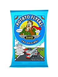 Potato Flyers, The Original, 1.5-Ounce Bags (Pack of 24)