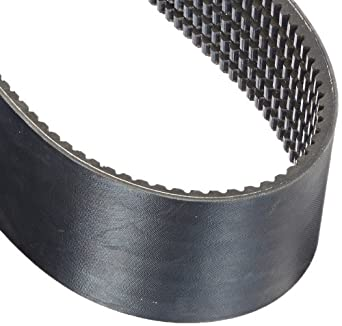 "Continental ContiTech HY-T Torque Team V-Belt, BX Profile, Banded & Cogged, 6 Rib, 3.96"" Width"