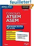 Concours ATSEM et ASEM - Epreuves �cr...