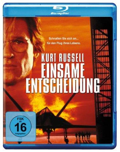 Einsame Entscheidung [Blu-ray]