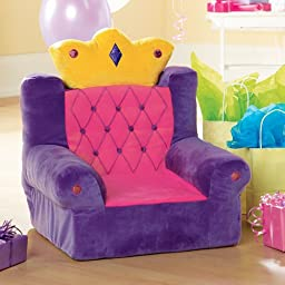 Party Destination 161557 Purple Princess Throne