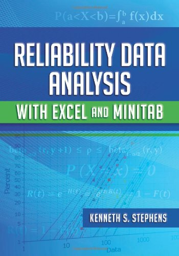 Reliability Data Analysis With Excel and Minitab