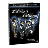 The Complete Musketeers (The Three Musketeers / The Four Musketeers) ~ Oliver Reed