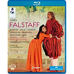Falstaff [Blu-ray]