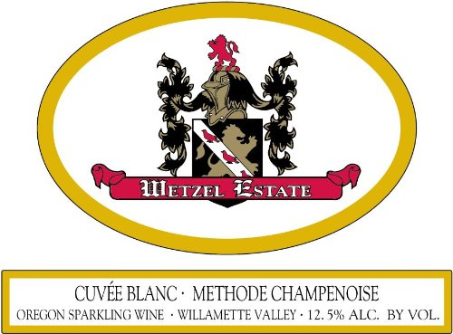 Wetzel Estate NV  Cuvee Blanc 750 mL