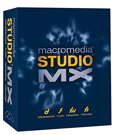 Macromedia Studio MX-Win Upgrade from 1 Macromedia product