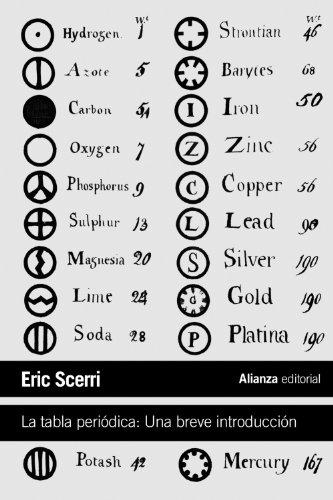 La Tabla Periódica. Una Breve Introducción (El Libro De Bolsillo - Ciencias)