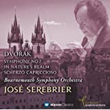 Dvorák : Symphony No.7, In Nature's Realm & Scherzo Capriccioso