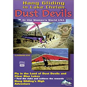 Dust Devils, Hang Gliding in Lake Chelan movie