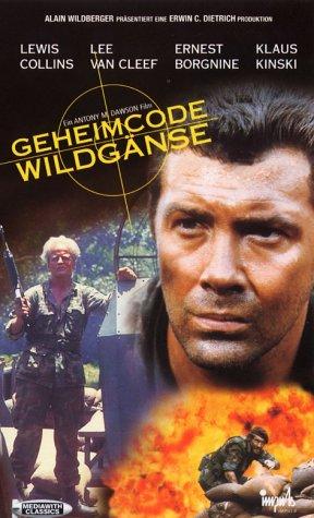 Geheimcode Wildgänse [VHS]