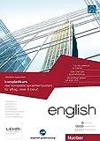 Book - interaktive sprachreise komplettkurs english: das komplette sprachlernsystem f�r alltag, reise & beruf / Paket: 1 DVD-ROM + 5 Audio-CDs + 3 Textb�cher