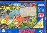 echange, troc Disneys The jungle book - Super Nintendo - PAL