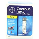 Bayer Contour Next NFR Test Strips, 50 Count