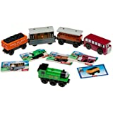 Thomas & Friends Wooden Railway - Sodor Gift Pack with Henrietta ~ Learning Curve