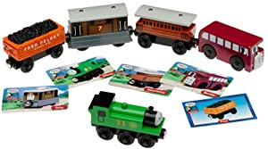 Thomas & Friends Wooden Railway - Sodor Gift Pack with Henrietta