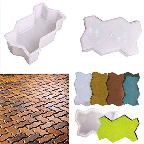 free-shipping-2pcs-wave-shape-garden-diy-walking-path-maker-cement-brick-mold-2pcs-onda-forma-jardin