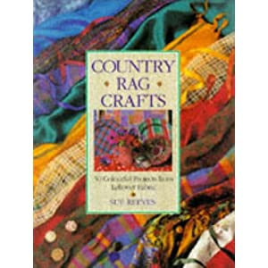 Craft Ideas Leftover Fabric on Country Rag Crafts  Fabulous Soft Furnishings From Leftover Fabric