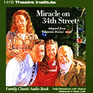 Miracle on 34th Street (Dramatized) Hörspiel
