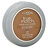 Loreal True Match Super-Blendable Powder, Cool, Soft Sable C6, 0.33 oz (9.5 g)