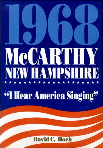 1968-McCarthy-New Hampshire: I Hear America Singing