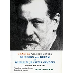 Freud's essay on jensen's gradiva