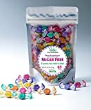 Sugar Free Fruit Gummy Puntini Candy - 65ct Bag