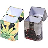 Cicero Pack-it Cigarette Pack Holders Combo Pack Of Military Kit & Watch Tower