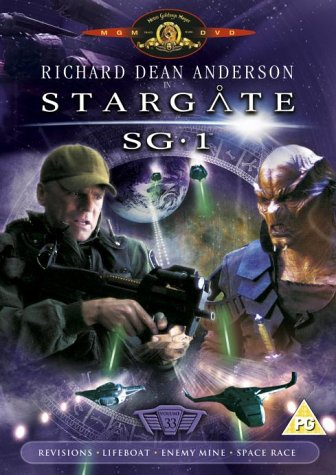 Stargate SG-1: Season  7 (Vol. 33) [DVD]