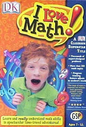 I Love Math! (Win/Mac) [Old Version]