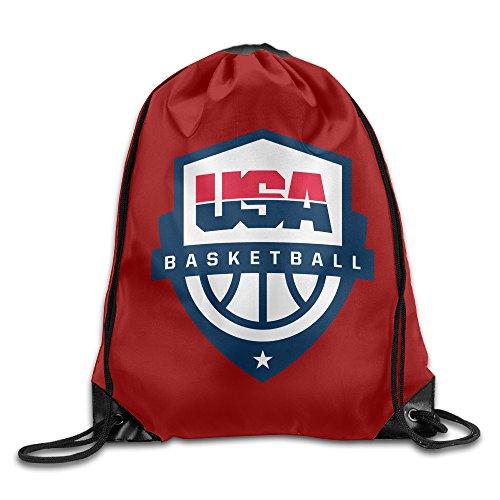 Hilal-Trum-USA-Basketball-Backpack-Gymsack-Drawstring-Shoulder-Bags