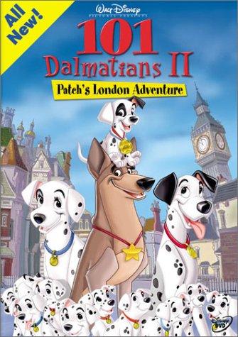 101 далматинец 2: Приключения в Лондоне