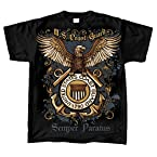 U.S. Coast Guard Golden Eagle T-Shirt