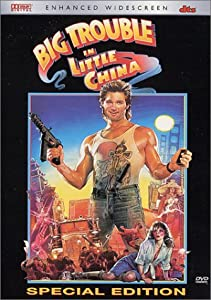 "Cover of ""Big Trouble in Little China (Sp..."