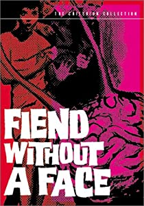 Cover of &quot;Fiend Without a Face - Criterio...