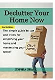 img - for Declutter Your Home Now book / textbook / text book