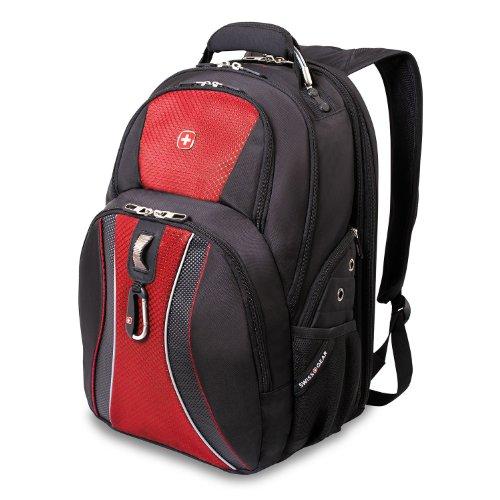 Swissgear Scansmart Laptop Backpack (Red)