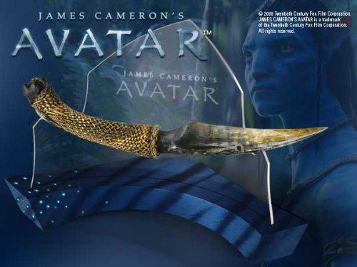 Avatar Jake's Na'vi Dagger Prop Replica