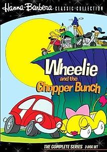 Wheelie And The Chopper Bunch  (3 Disc)