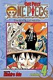 One Piece, Vol. 4: The Black Cat Pirates thumbnail