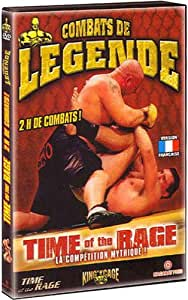 Combats de légende - Time of the Rage [Internacional] [DVD]