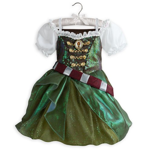 Disney Store Zarina The Pirate Fairy Costume Dress Tinkerbell Size Small 5/6 5T