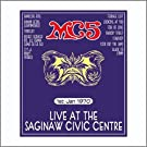 Live at the Saginaw Civic Centre 1970