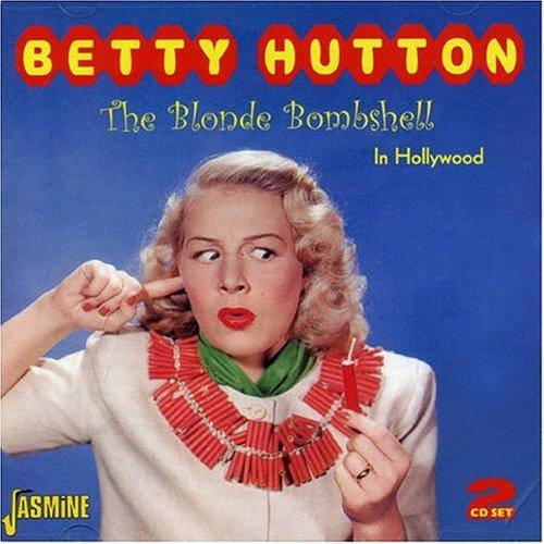 The Blonde Bombshell