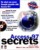 img - for Access 97 SECRETS  book / textbook / text book