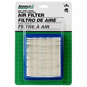Arnold/Briggs & Stratton Air Filter Paper 491588- 4-6.75 HP Qntm BAF-119 (Discontinued by Manufacturer)