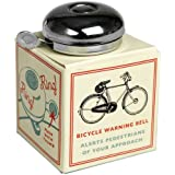 dotcomgiftshop Classic Chrome Bicycle Bell