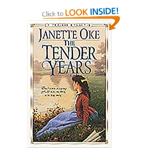 """The Tender Years"" by Janette Oke :Book Review"