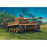 "Revell Modellbausatz 03116 - PzKpfw IV ""Tiger"" I Ausf.E im Maßstab 1:72"
