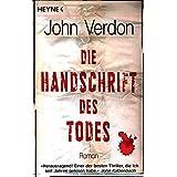 """Die Handschrift des Todes: Thrillervon """"John Verdon"""""""